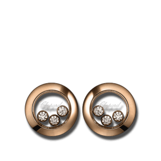 Chopard Ohrstecker Icons Round 83A018-5001