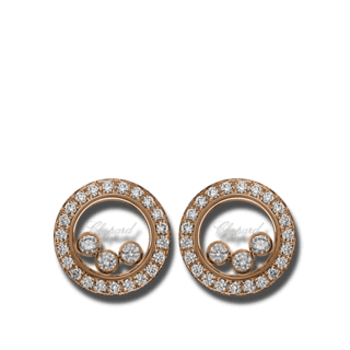 Chopard Ohrstecker Icons Round 83A018-5201