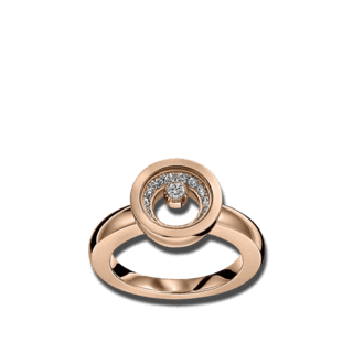 Chopard Ring Icons Round 827789-5110+