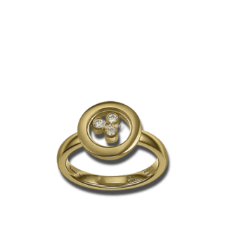 Chopard Ring Icons Round 82A018-0000+