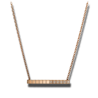Chopard Halskette mit Anhänger Ice Cube Pure 817702-5002
