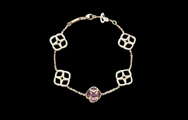Armband Chopard Cocktail Jewellery aus 750 Roségold mit 1 Amethyst bei Brogle