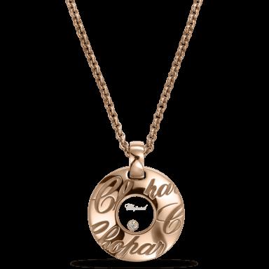 Chopard Halskette mit Anhänger Chopardissimo 797600-5001