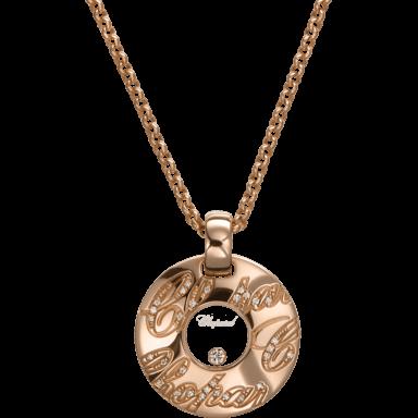 Chopard Halskette mit Anhänger Chopardissimo 797601-5001