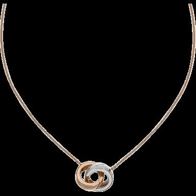 Chopard Halskette mit Anhänger Chopardissimo 819099-9201