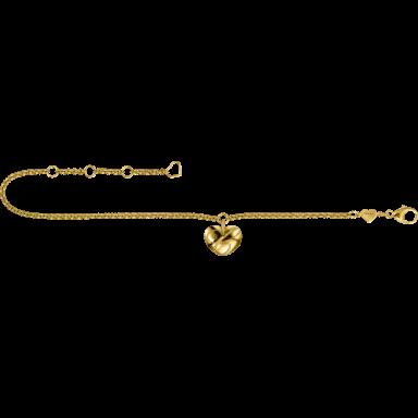 Chopard Armband mit Anhänger Chopardissimo Herz 857937-0001