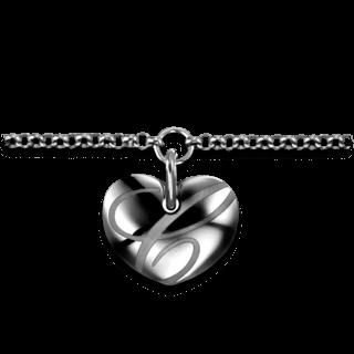 Chopard Armband mit Anhänger Chopardissimo Herz 857937-1001