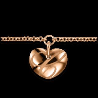 Chopard Armband mit Anhänger Chopardissimo Herz 857937-5001