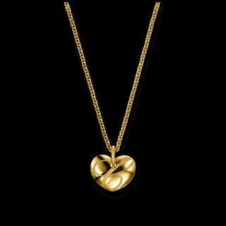 Chopard Halskette mit Anhänger Chopardissimo Herz 797937-0001