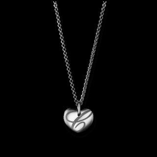 Chopard Halskette mit Anhänger Chopardissimo Herz 797937-1001