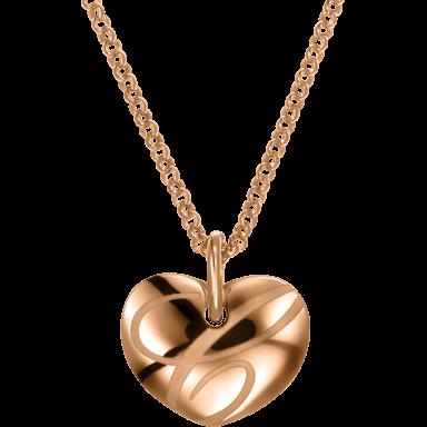 Chopard Halskette mit Anhänger Chopardissimo Herz 797937-5001