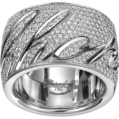 Chopard Ring Chopardissimo 827526-1110+