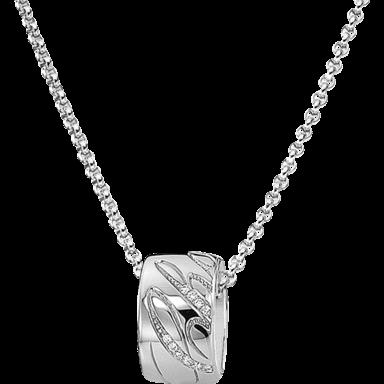 Chopard Halskette mit Anhänger Chopardissimo rund 796580-1003