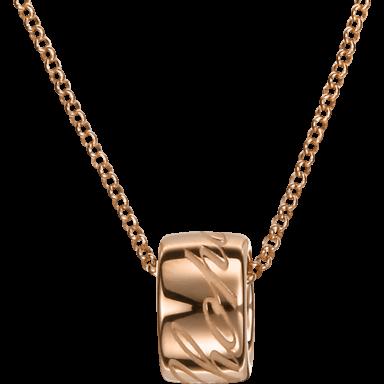 Chopard Halskette mit Anhänger Chopardissimo rund 796580-5001