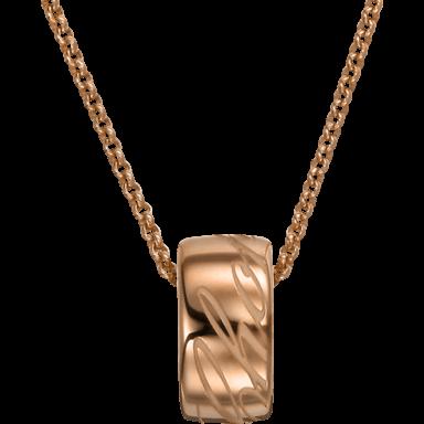 Chopard Halskette mit Anhänger Chopardissimo rund 796582-5001