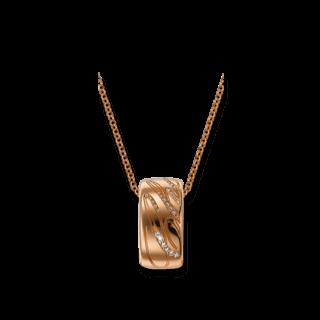 Chopard Halskette mit Anhänger Chopardissimo rund 796582-5003