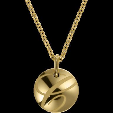Chopard Halskette mit Anhänger Chopardissimo Scheibe 797938-0001