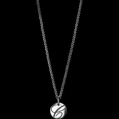 Chopard Halskette mit Anhänger Chopardissimo Scheibe 797938-1001