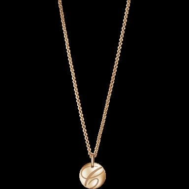 Chopard Halskette mit Anhänger Chopardissimo Scheibe 797938-5001