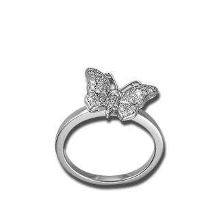 Chopard Ring Happy Butterfly 829464-1110+