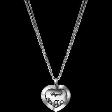 Chopard Halskette mit Anhänger Happy Curves 799202-1001