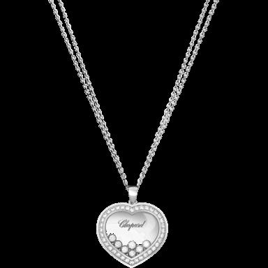 Chopard Halskette mit Anhänger Happy Curves 799202-1003