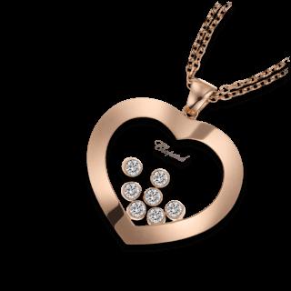 Chopard Halskette mit Anhänger Happy Curves 799202-5001