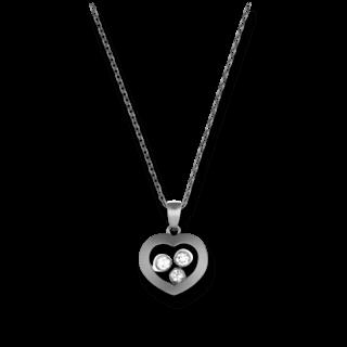 Chopard Halskette mit Anhänger Happy Curves 799203-1001