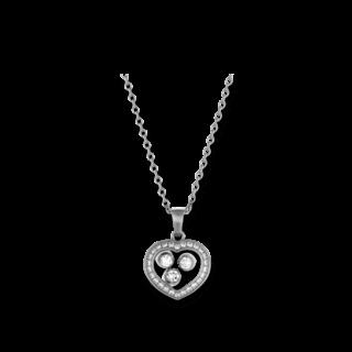 Chopard Halskette mit Anhänger Happy Curves 799203-1003