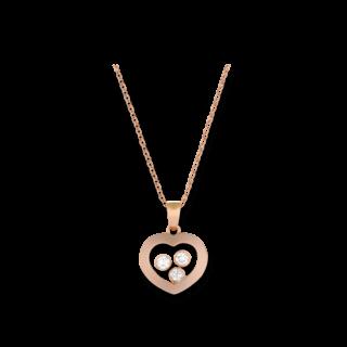 Chopard Halskette mit Anhänger Happy Curves 799203-5001