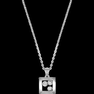 Chopard Halskette mit Anhänger Happy Curves 799224-1001