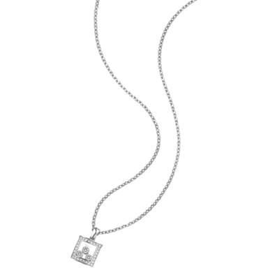 Chopard Halskette mit Anhänger Happy Curves 799224-1003
