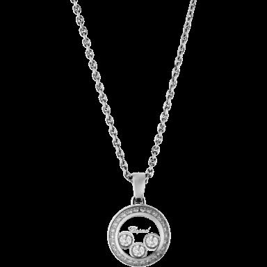 Chopard Halskette mit Anhänger Happy Curves 799562-1003