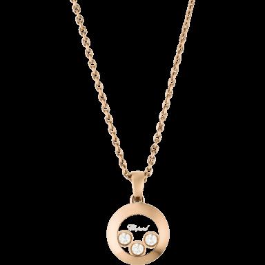 Chopard Halskette mit Anhänger Happy Curves 799562-5001