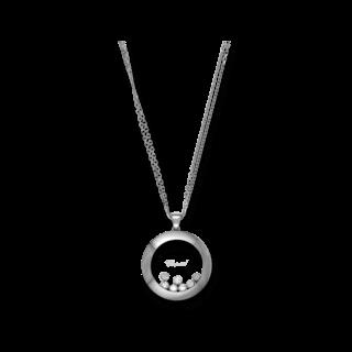 Chopard Halskette mit Anhänger Happy Curves 799569-1001
