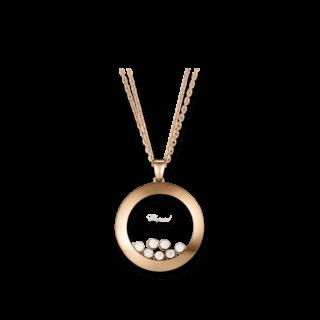 Chopard Halskette mit Anhänger Happy Curves 799569-5001