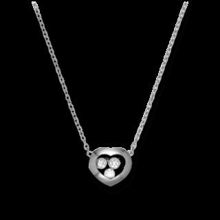 Chopard Halskette mit Anhänger Happy Curves 819203-1001