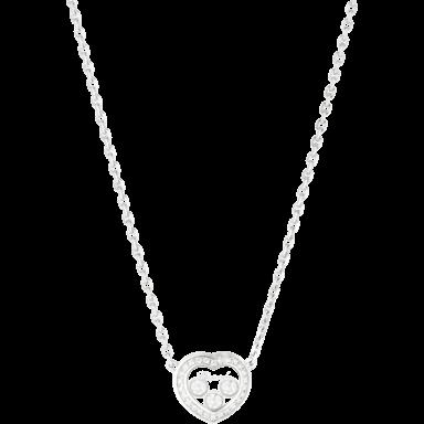 Chopard Halskette mit Anhänger Happy Curves 819203-1002