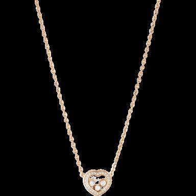 Chopard Halskette mit Anhänger Happy Curves 819203-5002
