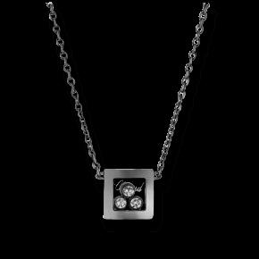 Chopard Halskette mit Anhänger Happy Curves 819224-1001