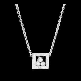 Chopard Halskette mit Anhänger Happy Curves 819224-1002
