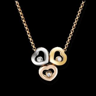 Chopard Halskette mit Anhänger Happy Curves 819390-9001