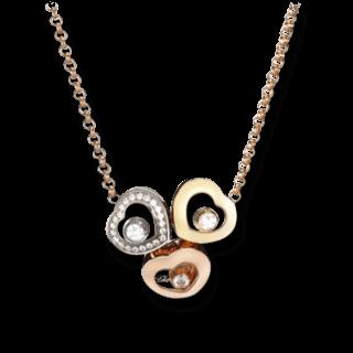 Chopard Halskette mit Anhänger Happy Curves 819390-9002