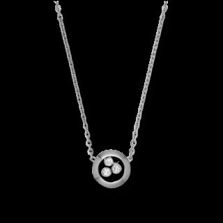Chopard Halskette mit Anhänger Happy Curves 819562-1001