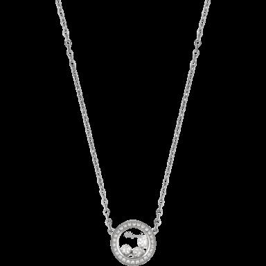 Chopard Halskette mit Anhänger Happy Curves 819562-1002