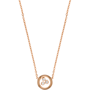 Chopard Halskette mit Anhänger Happy Curves 819562-5001