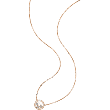Chopard Halskette mit Anhänger Happy Curves 819562-5002