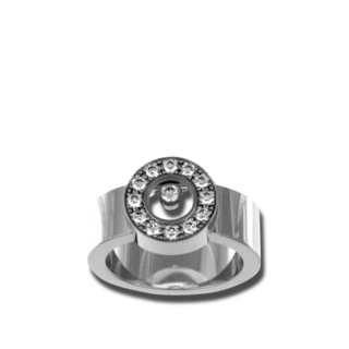 Chopard Ring Happy Curves 823087-1110+