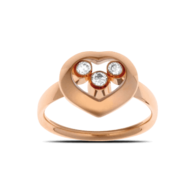 Chopard Ring Happy Curves 829203-5010+