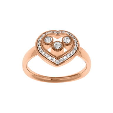 Chopard Ring Happy Curves 829203-5039+